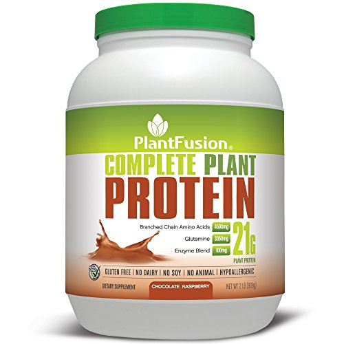 PlantFusion Complete Plant Based Protein Powder 2 Lb Tub Only $15.49