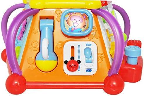 Spielwürfel interaktiver Würfel Musikwürfel Spielzenter Baby