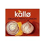Kallo Organic French Onion Stock Cubes 6 x 11g - (Pack of 6)