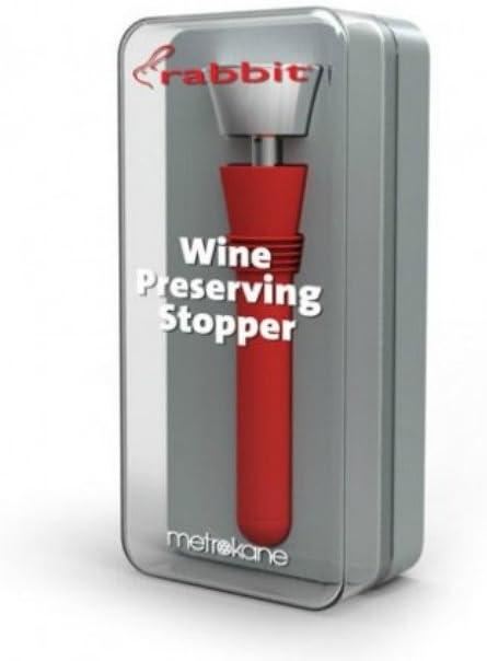 Red Or Black Rabbit Wine Preserving Stopper