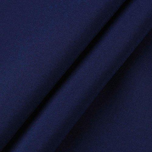 Taille Vintage 4xl Élégant Jupe Adeshop À Plissée Couleur De Mode Slim Cocktail Pure Femmes Balançoire Chic V Grande M Deep Marine Robe Soirée OAw0q1Ap