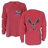JANT girl Lacrosse Long Sleeve Pocket T-Shirt