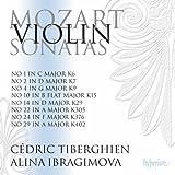 Mozart:Violin Sonatas [Alina Ibragimova; Cedric Tiberghien] [Hyperion: CDA68092]