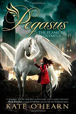 The Flame of Olympus Book Cover