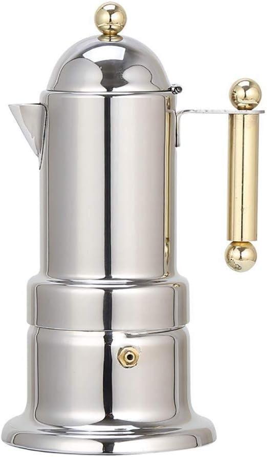 Cafetera Percolator - 4 tazas, cafetera para café exprés ...
