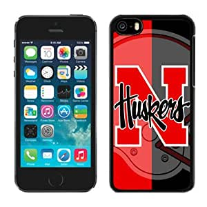 Customized Iphone 5c Case Ncaa Big Ten Conference Nebraska Cornhuskers 4 by runtopwell