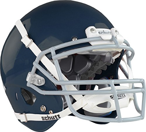 Schutt Air XP Pro VTD Adult Football Helmet (FACEMASK NOT INCLUDED) (Navy, Medium) (Schutt Youth Air Xp)