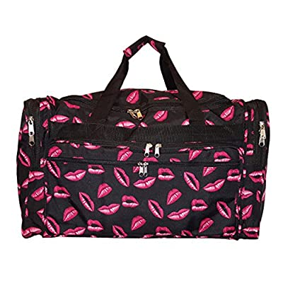 3409e05d61 on sale 22 inch Fashion Multi Pocket Gym Dance Cheer Travel Carry On   Duffle  Bag