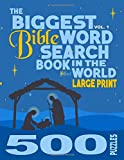 The Biggest Bible Word Search Book in the World