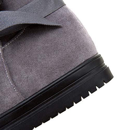 Zapatos Invierno Botas Impermeables Nieve Bootlace De Mujer Para Moda Pingxiannv aHYqf6BBT