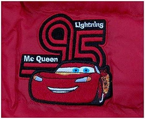 Cars Doudoune Cars Disney de 3 à 8 ans rouge 4 ans,6 ans,8 ans,3 ans