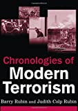 img - for Chronologies of Modern Terrorism book / textbook / text book