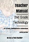 Second Grade Technology: 32-lesson Comprehensive Curriculum