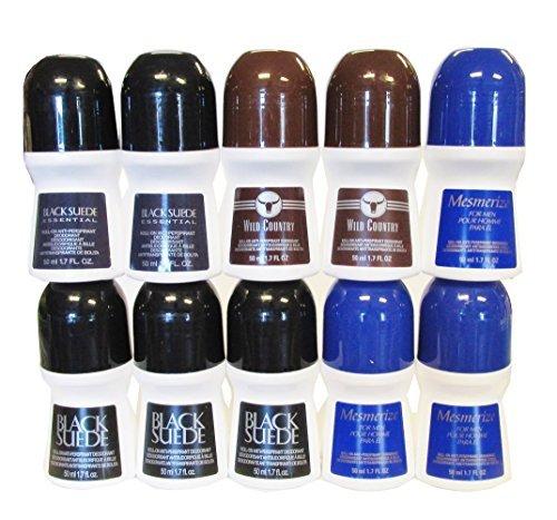 Assorted Deodorants for Men