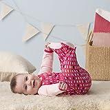 Skip Hop Baby Says Footie, Confetti, 6M