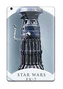 New VQoXkYh3493DYBbU Star Wars Episode V Empire Strikes Back People Movie Skin Case Cover Shatterproof Case For Ipad Mini/mini 2