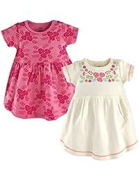 Baby Girls' Organic Cotton Dress