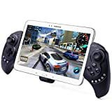 iPega PG-9023 Wireless Gamepad Game Controller, Telescopic Extendable Joystick 5-10 inch Tablets Phones