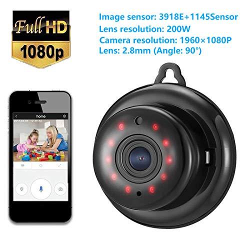 cámaras de seguridad 360Eyes HD WIFI inalámbrico Cámara IP luz visión nocturna wifi cámara intercomunicador de voz