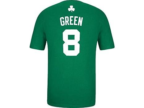 huge discount b026b 5c905 Amazon.com : Jeff Green Boston Celtics Green Jersey Name and ...