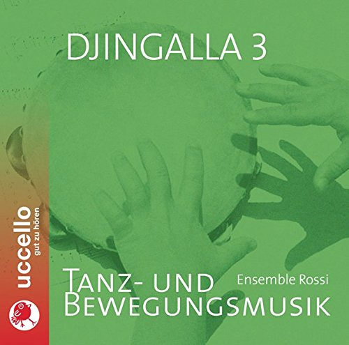 Djingalla3, 1 Audio-CD