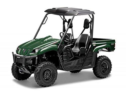 MAISTO FRESH METAL 1:32 SIDE X SIDE Rhino 700 Green - 700 Hts