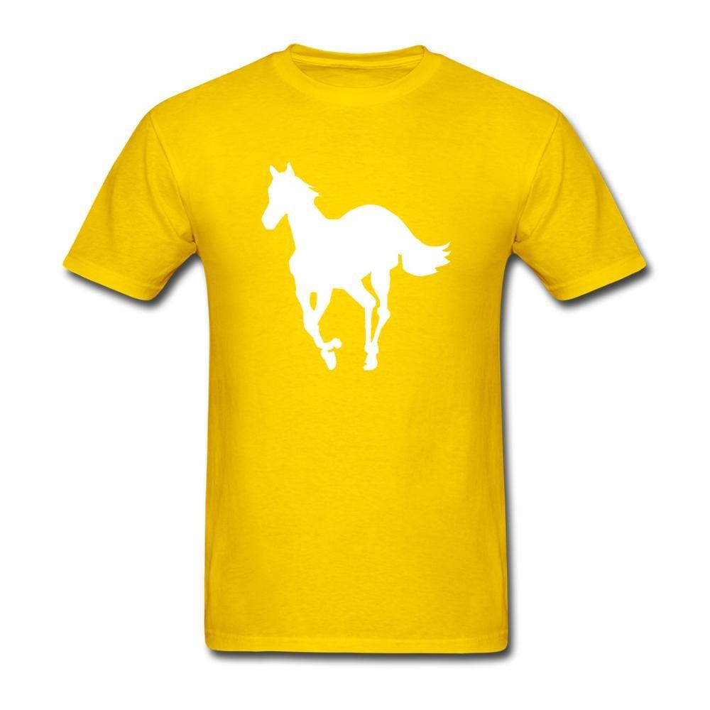 T shirt deftones white pony - T Shirt Deftones White Pony 26