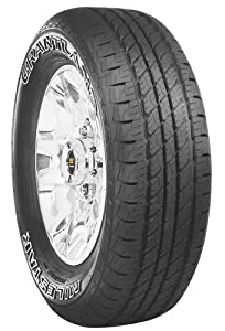 amazoncom milestar grantland all season radial tire With 205 55r16 white letter tires