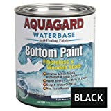 Aquagard Waterbased Anti-Fouling Bottom Paint - 1Qt - Black