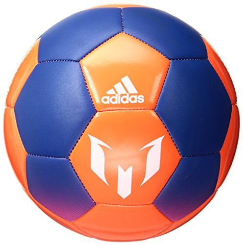 Messi Pink adidas Soccer Solar Performance Shock Ball Orange Blue P44xZp