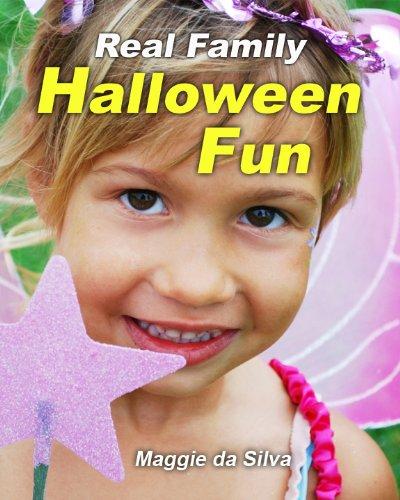 Real Family Halloween Fun (Halloween Craft Family Fun)