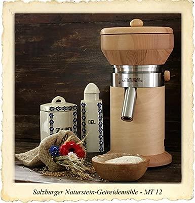 Saller mt12 Salzburger Molinillo de cereales - Molinillo de ...