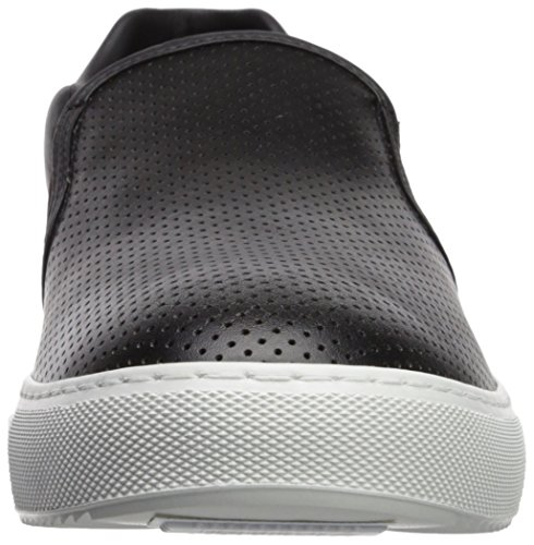 Sneaker X Slip Perforated Exchange Men Black A Armani on wTnxaqq40