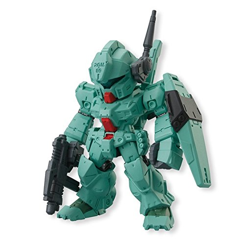 Fusion Works FW Gundam Converge Operation Revive Jegan Action Figure - No Outer (Gundam Operation V)