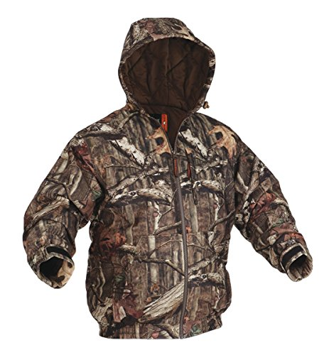 Arctic Shield Waterproof Coat (Onyx-Arctic Shield-X-System Unisex Quiet tech jacket, Mossy Oak Infinity, X-Large)