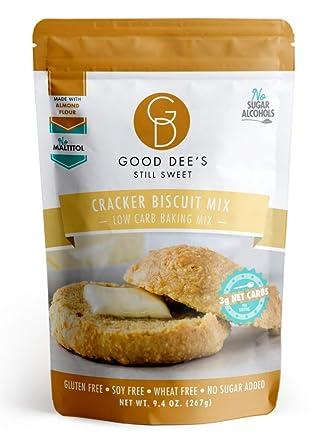 Mezcla de galletas de Good Dees Cracker – Baja carne, libre ...