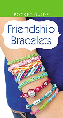 Friendship Bracelet- Includes a Full-Color Photo, Step-by-Step