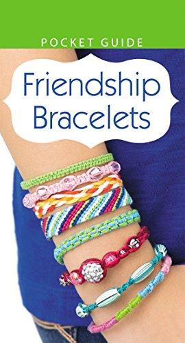 Friendship Bracelets: Pocket Guide (Pocket Guides) (Pocket Guides (Leisure Arts))]()