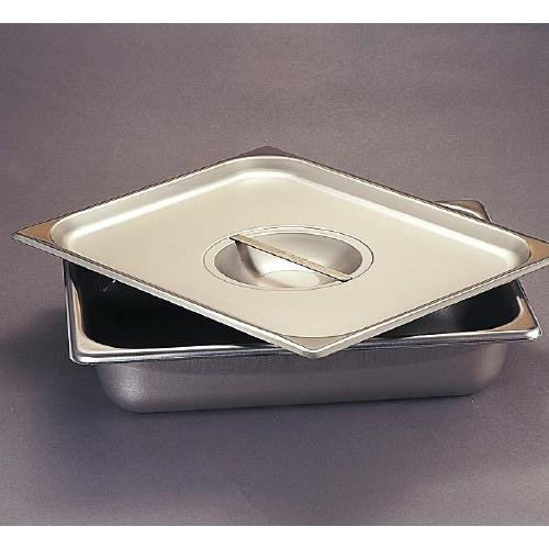 Polar Ware E1654 Stainless Steel Instrument Tray, 16-1/2'' L x 10'' W x 4'' H