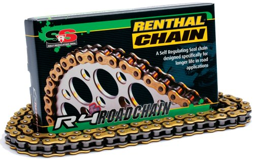 Renthal (C339) 525-Pitch 110-Link R4 SRS Road Chain