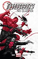 Collects Thunderbolts (2012) #1-6.Red Hulk, Venom, Elektra, Deadpool, the Punisher. Forget the courts, the jails, the system--this team of Thunderbolts fights fire with fire, targeting the most dangerous and lethal players in the Marvel Unive...