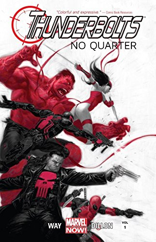 Thunderbolts Vol. 1: No Quarter ()
