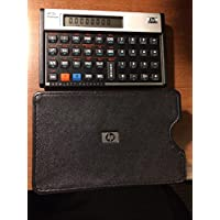 Wholesale CASE of 3 - HP 12C Platinum Financial Calculator-Financial Calculator, 5-1/10x3-1/10x3/5, Platinum