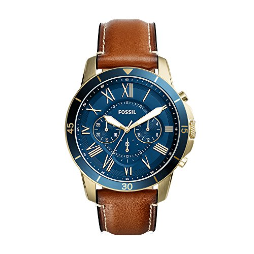 Fossil FS5268 Chronograph Luggage Leather product image