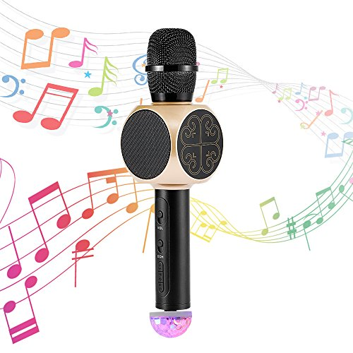 Bluetooth Wireless Karaoke Mic