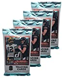 2017 NFL Donruss Football Cards Factory Sealed Panini Retail 4 Pack