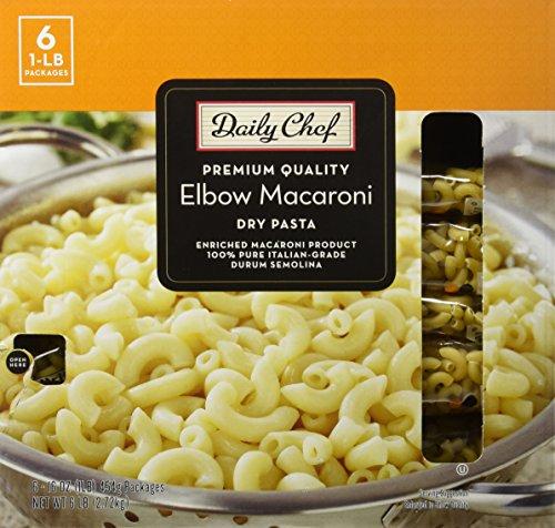 Daily Chef Elbow Macaroni Pantry