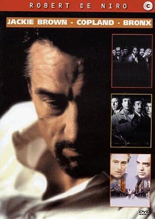 Jackie Brown Cop Land Bronx Amazon It Robert De Niro