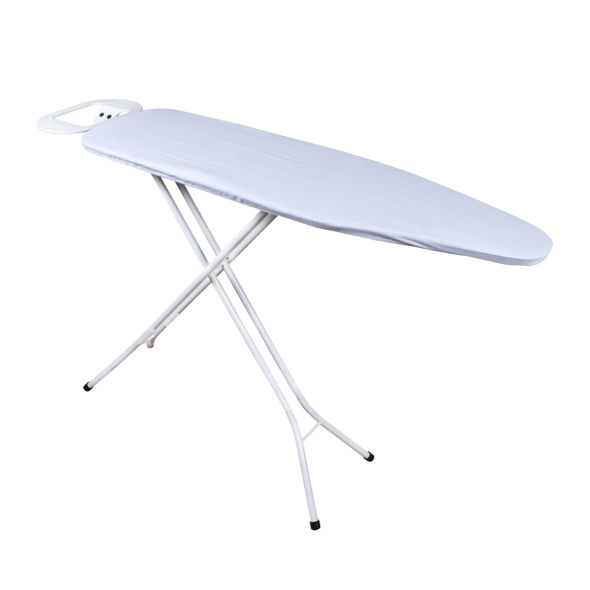 Anika 63600 Lever Action Adjustable Height Ironing Board Size, 110 x 33 cm Benross