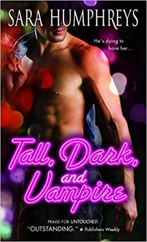 Tall, Dark, and Vampire (Dead in the City)